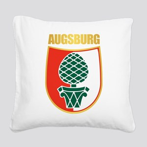 Augsburg Square Canvas Pillow