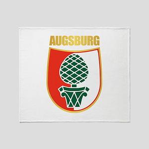Augsburg Throw Blanket