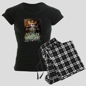 Moon Knight Throne Women's Dark Pajamas