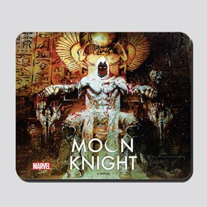 Moon Knight Throne Mousepad