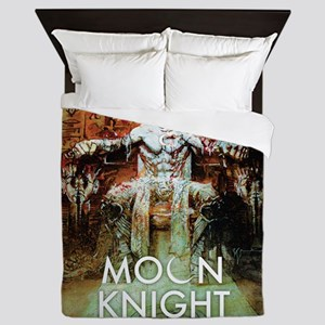 Moon Knight Throne Queen Duvet