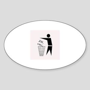 JW ORG Garbage Can Sticker