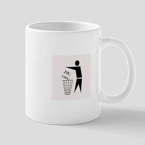 JW ORG Garbage Can Mugs