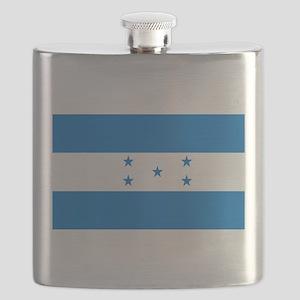 honduras-flag Flask