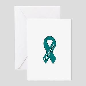 Ovarian Cancer Greeting Card