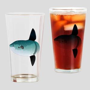 Mola Mola Ocean Sunfish Drinking Glass