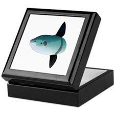 Mola Mola Ocean Sunfish Keepsake Box