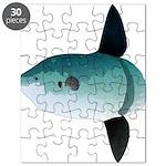 Mola Mola Ocean Sunfish Puzzle