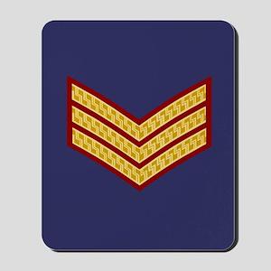 British Sergeant<BR> Mousepad 3