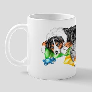 Aussie Family Nap Mug