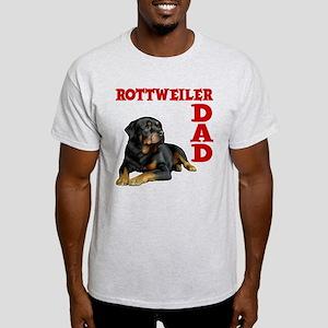 ROTTWEILER DAD Light T-Shirt