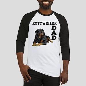ROTTWEILER DAD Baseball Jersey