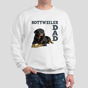 ROTTWEILER DAD Sweatshirt
