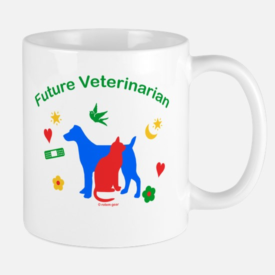 Future Veterinarian Mug