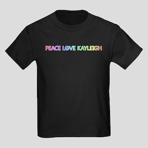 Peace Love Kayleigh T-Shirt
