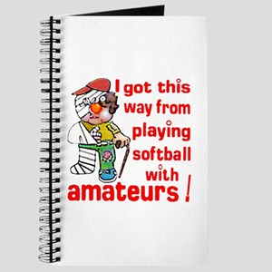 Softball Amateurs - Journal