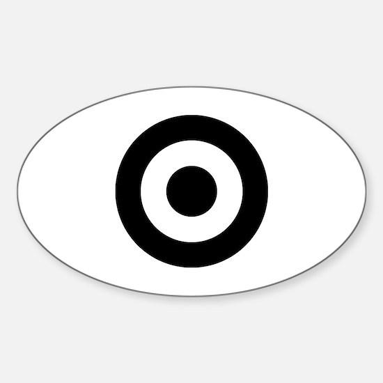Skinheads Sticker (Oval)