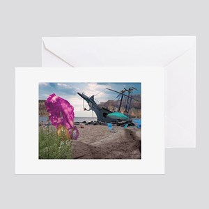 Shipwreck Greeting Cards