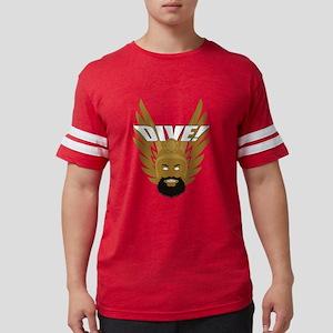 dive Women's Cap Sleeve T-Shirt