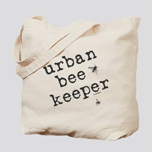 Urban Bee Keeper Tote Bag