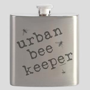Urban Bee Keeper Flask
