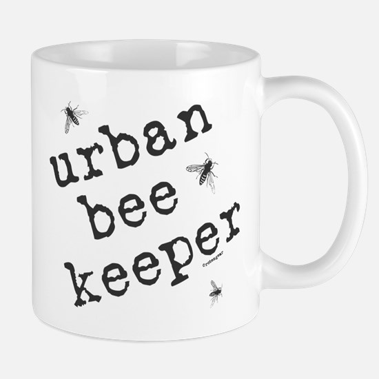 Urban Bee Keeper Mugs