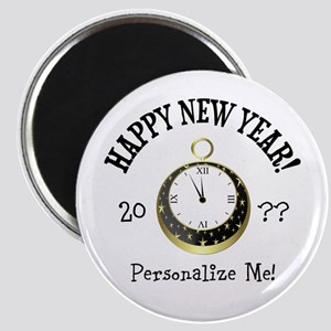 New Years Magnet