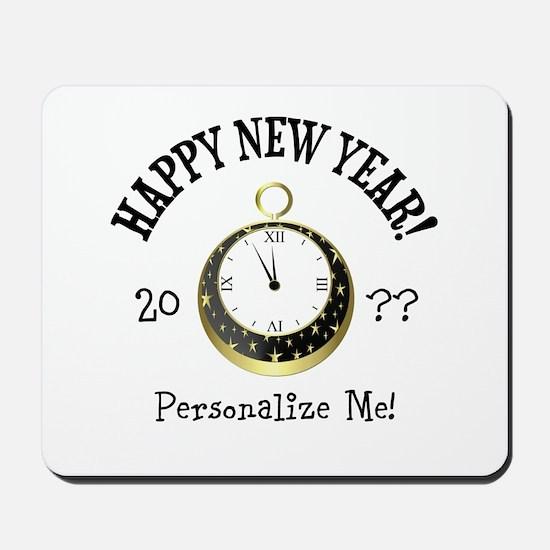 New Years Mousepad