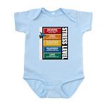 STRESS LEVEL - severe Infant Creeper