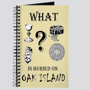 What Is Buried On Oak Island Journal