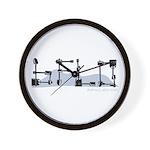BFLO - BUFFALO, NY - shovels Wall Clock
