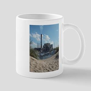 Power Plant Paradise Mugs