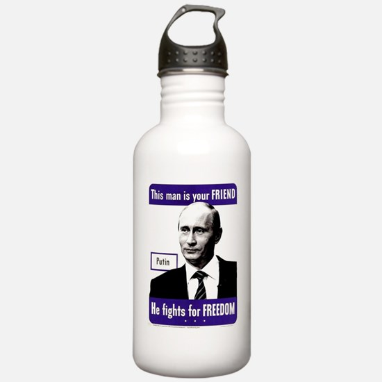 Unique Vladimir putin Water Bottle