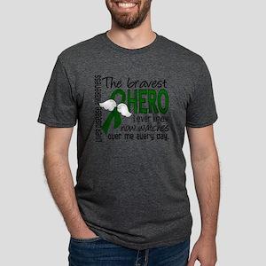 Bravest Hero I Knew Liver Disease T-Shirt