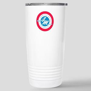 American Motors Stainless Steel Travel Mug