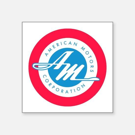 American Motors Sticker