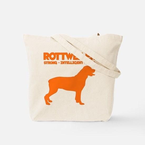 ROTTWEILER (both sides) Tote Bag
