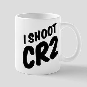 I shoot CR2 Mugs