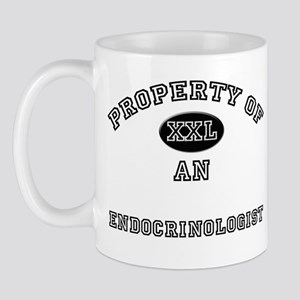Property of an Endocrinologist Mug