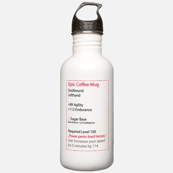 RPG Coffee Mug Sports Water Bottle