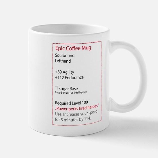 RPG Coffee Mug Mugs