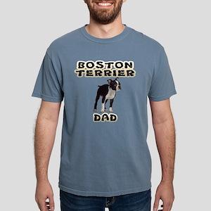 Boston Terrier Dad T-Shirt