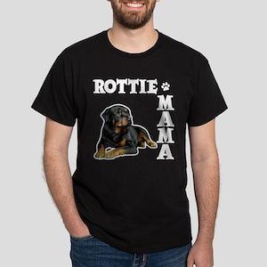 ROTTIE MAMA Dark T-Shirt