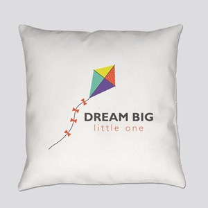 Dream Big Everyday Pillow