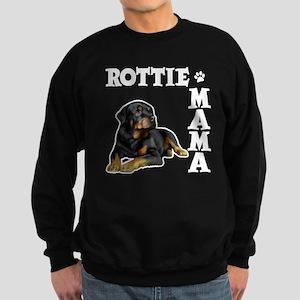 ROTTIE MAMA Sweatshirt (dark)