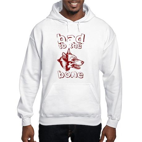 Czechoslovakian Wolfdog Hooded Sweatshirt