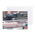 Steamtowm Steam Greeting Cards (Pk of 10)