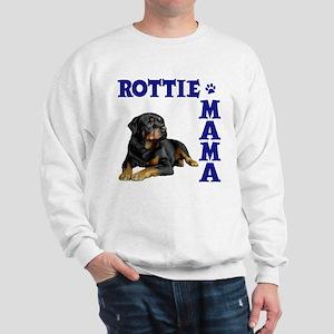 ROTTIE MAMA Sweatshirt