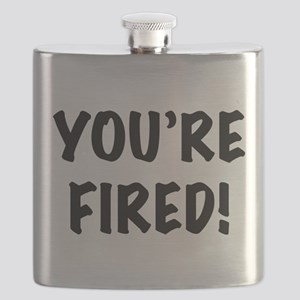 You're Fired Flask