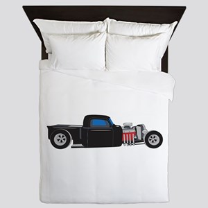 Hot Rod Queen Duvet